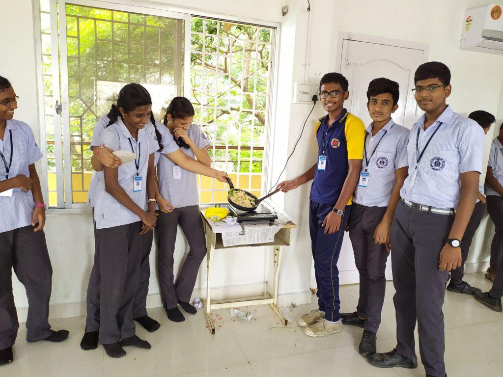 Guhan Matriculation school madurai Entercon