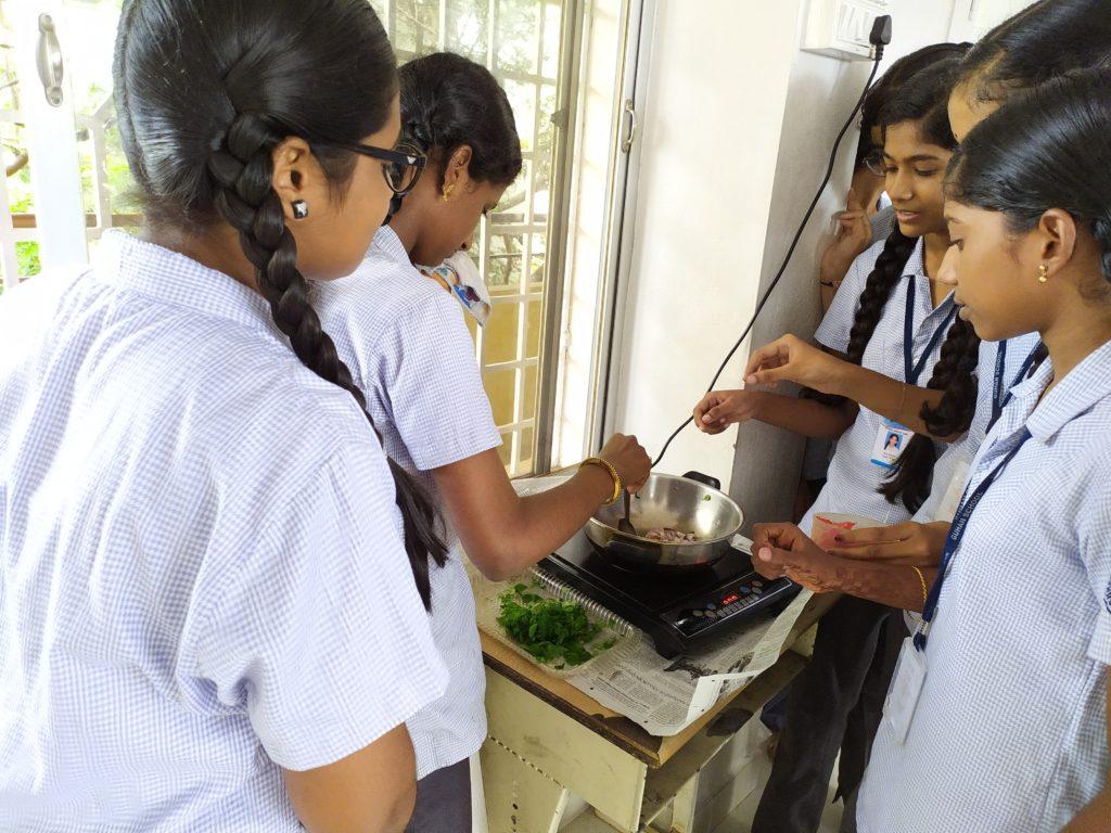 Guhan matriculation school madurai Entercon 2