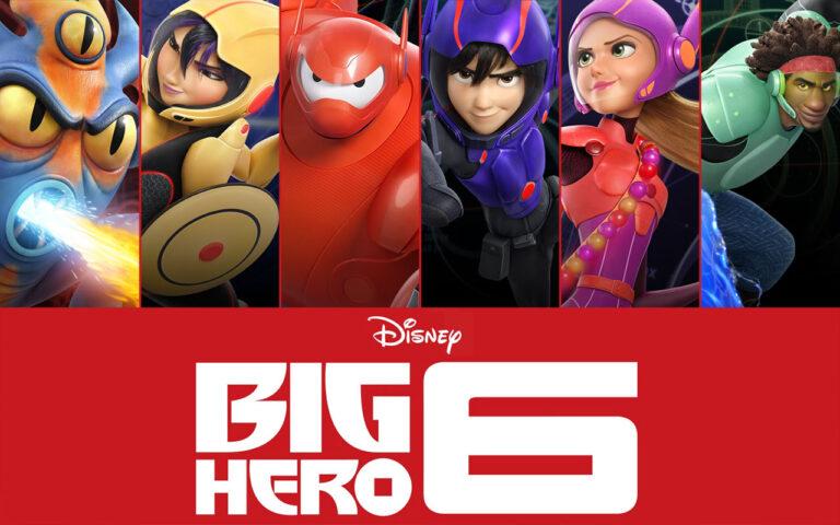 """Big Hero 6 – Movie review"" by Jeya Shree"