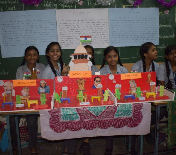 Guhan Schools science expo